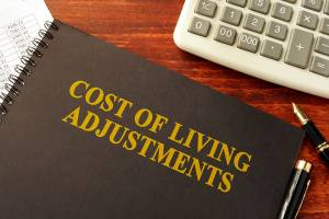 cost-of-living adjustments